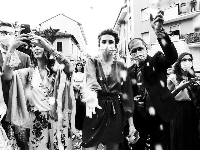 Il matrimonio di Filippo e Francesca a Milano, Milano 51