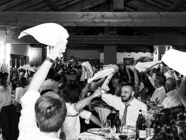 Il matrimonio di Filippo e Francesca a Milano, Milano 55