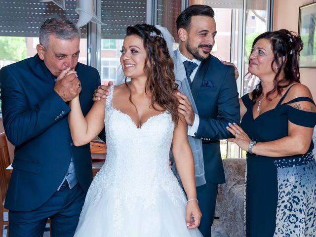 Il matrimonio di Davide e Valeria a Cecina, Livorno 10