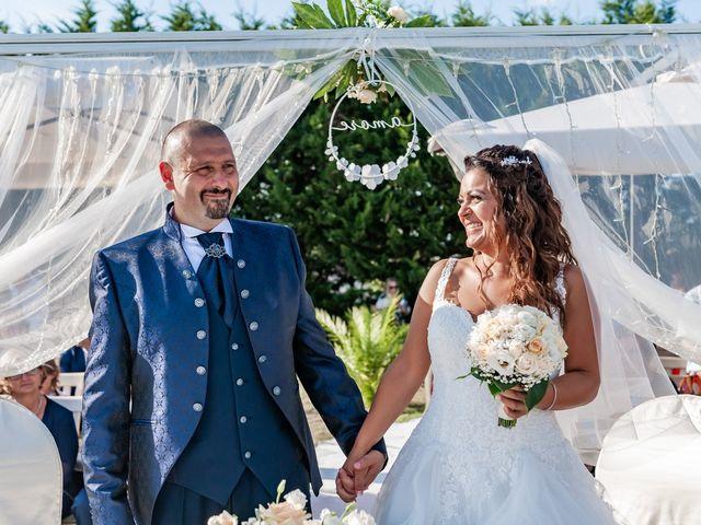 Il matrimonio di Davide e Valeria a Cecina, Livorno 11