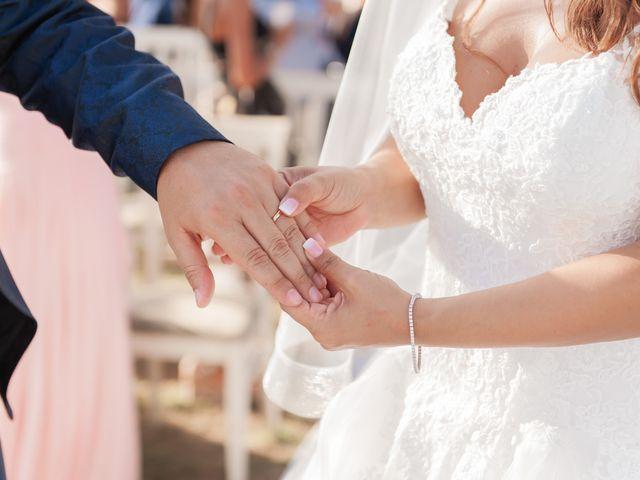 Il matrimonio di Davide e Valeria a Cecina, Livorno 12
