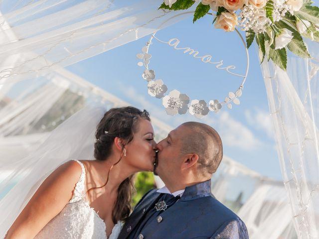 Il matrimonio di Davide e Valeria a Cecina, Livorno 1