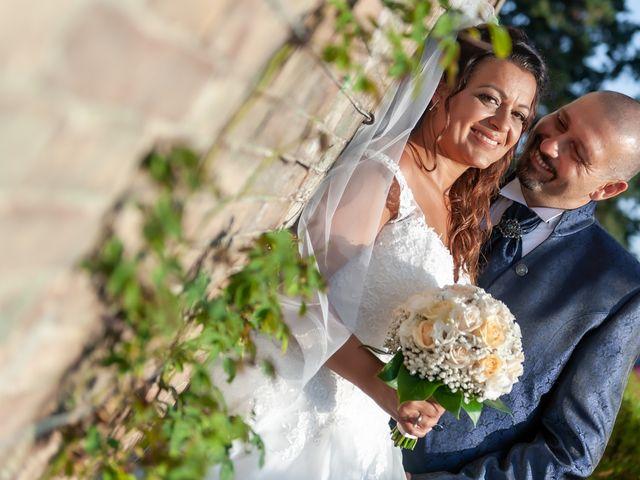 Il matrimonio di Davide e Valeria a Cecina, Livorno 15