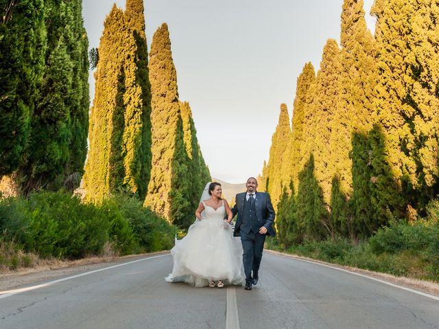 Il matrimonio di Davide e Valeria a Cecina, Livorno 16