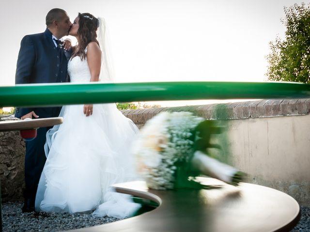 Il matrimonio di Davide e Valeria a Cecina, Livorno 17