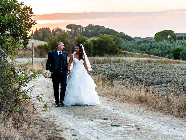 Il matrimonio di Davide e Valeria a Cecina, Livorno 19