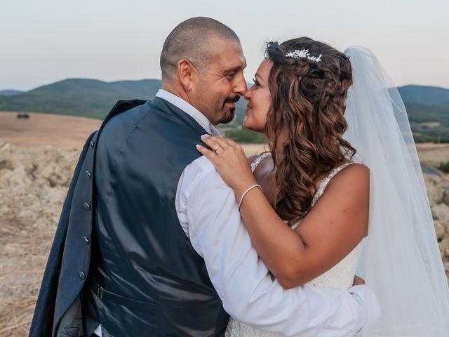 Il matrimonio di Davide e Valeria a Cecina, Livorno 20