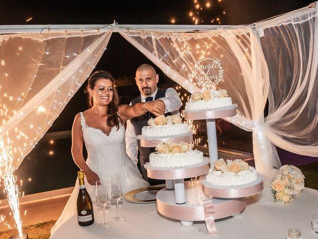 Il matrimonio di Davide e Valeria a Cecina, Livorno 23