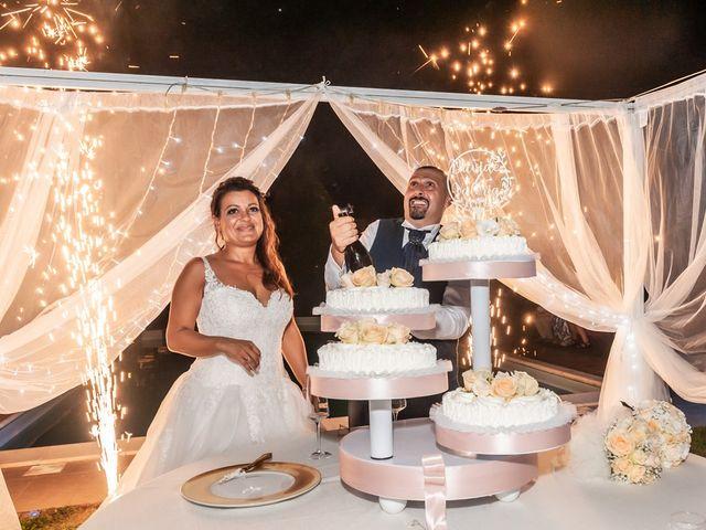 Il matrimonio di Davide e Valeria a Cecina, Livorno 24