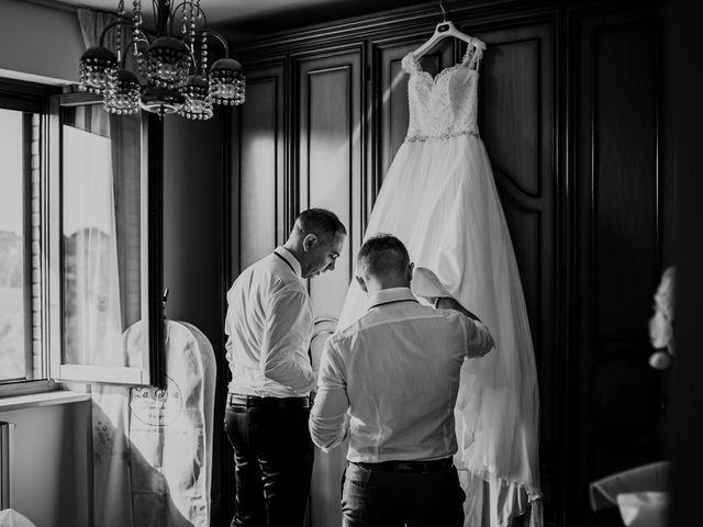 Il matrimonio di Giulia e Luca a Pollenza, Macerata 7