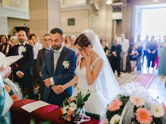 Il matrimonio di Giulia e Luca a Pollenza, Macerata 15