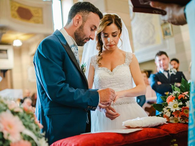 Il matrimonio di Giulia e Luca a Pollenza, Macerata 16