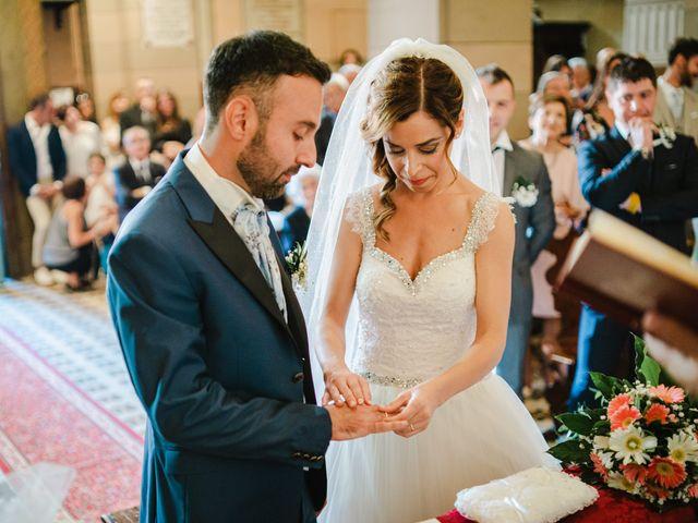 Il matrimonio di Giulia e Luca a Pollenza, Macerata 17