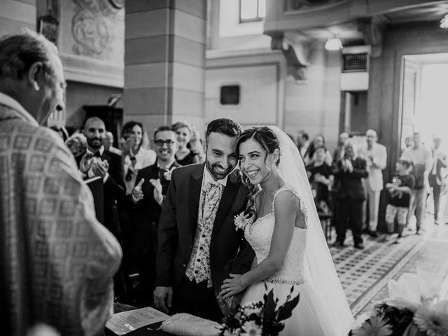 Il matrimonio di Giulia e Luca a Pollenza, Macerata 1
