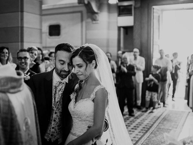 Il matrimonio di Giulia e Luca a Pollenza, Macerata 18