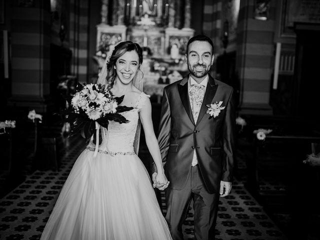 Il matrimonio di Giulia e Luca a Pollenza, Macerata 19