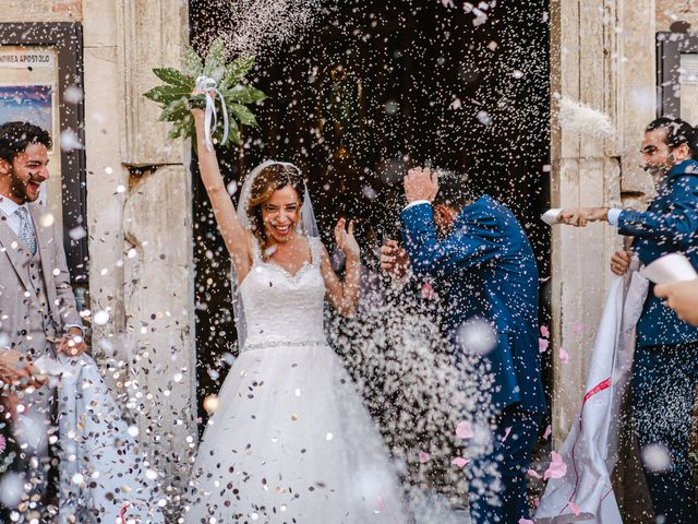 Il matrimonio di Giulia e Luca a Pollenza, Macerata 2