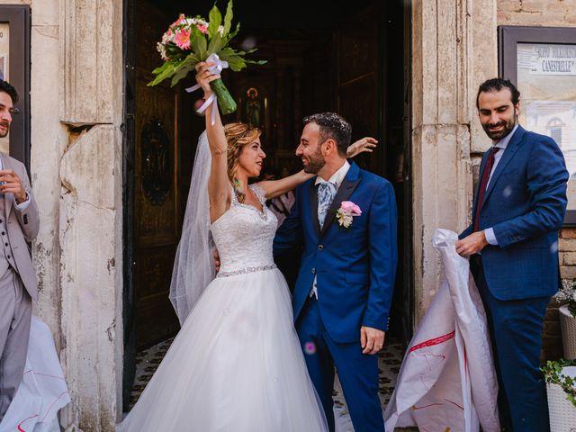 Il matrimonio di Giulia e Luca a Pollenza, Macerata 20