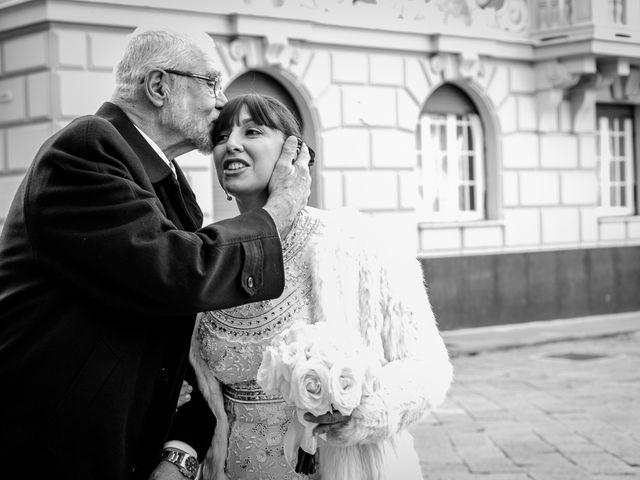 Il matrimonio di Paolo e Michela a Sestri Levante, Genova 5