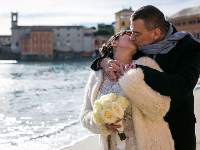 Il matrimonio di Paolo e Michela a Sestri Levante, Genova 8
