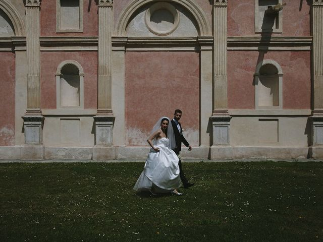 Matrimonio Manuel Romano : Matrimonio manuel romano marianna