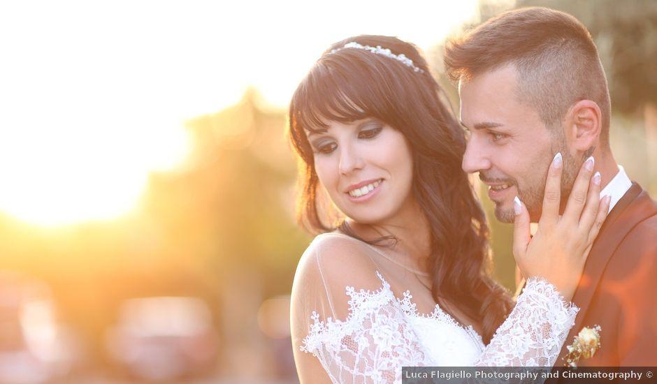 Il matrimonio di Luca e Teresa a Caserta, Caserta