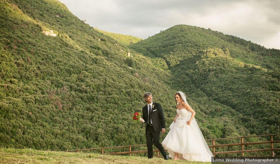 Il matrimonio di Edoardo e Annalisa a Spoleto, Perugia