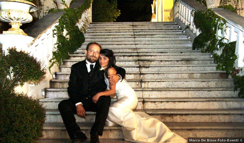 Il matrimonio di Laura e Mirko a Avezzano, L'Aquila