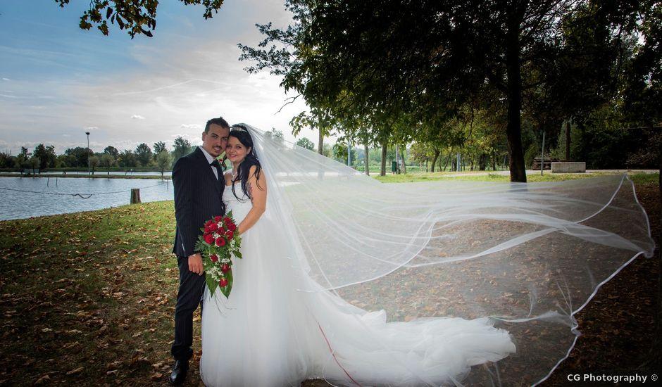 Il matrimonio di Luca e Evelin a Campogalliano, Modena