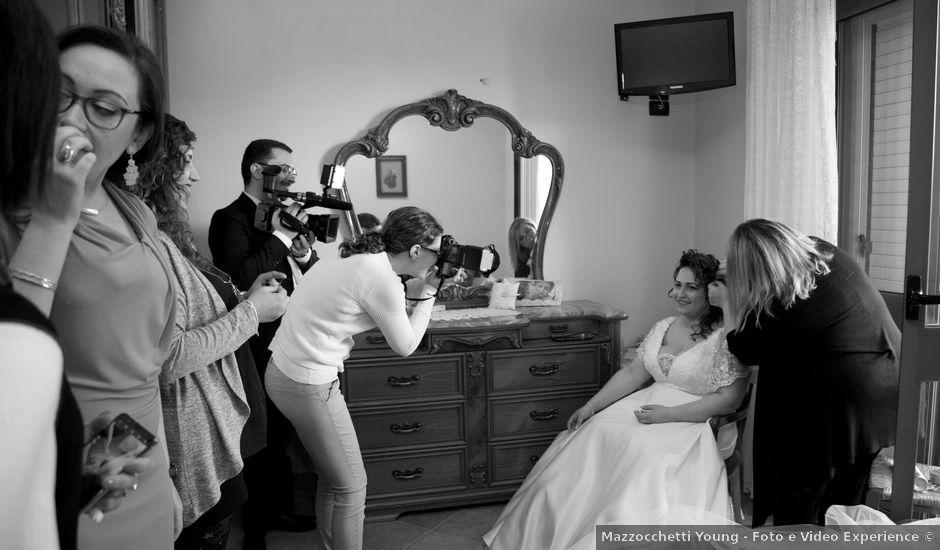 Il matrimonio di Andrea e Debora a Pianella, Pescara
