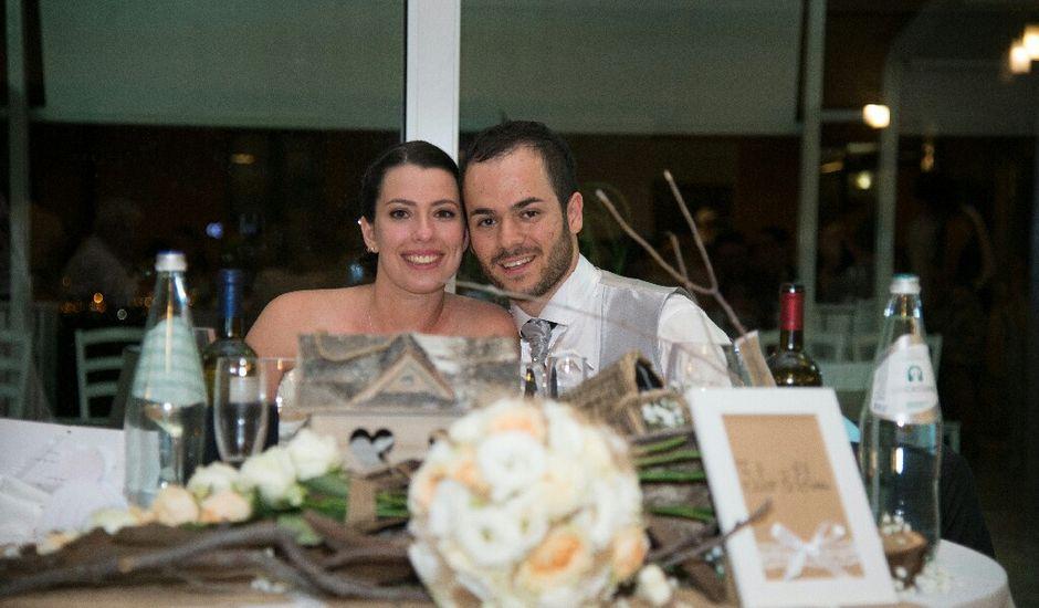 Il matrimonio di Fabio e Elisa a Fano, Pesaro - Urbino