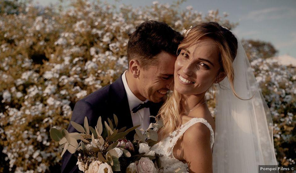 Il matrimonio di Paolo e Francesca a Celle Ligure, Savona