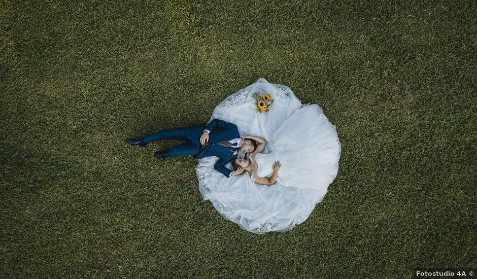 Il matrimonio di Alessandro e Sara a Stanghella, Padova