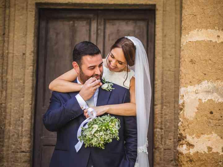 le nozze di Tiziana e Ignazio
