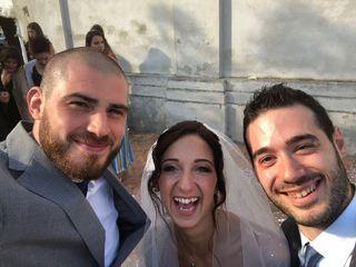 Le nozze di Serena e Elia