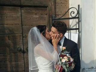 Le nozze di Serena e Elia  2