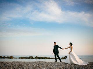 Le nozze di Paola e Benedetto