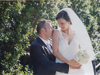 Le nozze di Gloria e Calogero