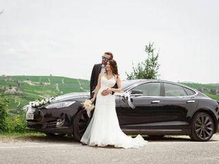 Le nozze di Lorena e Ulrik