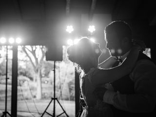 Le nozze di Tanya e Junior