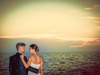 Le nozze di Melania e Francesco