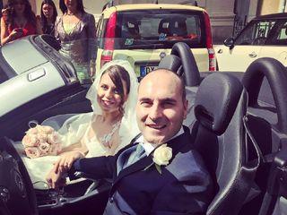 Le nozze di Luciana e Paolo