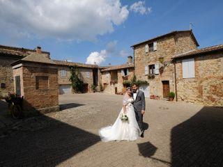 Le nozze di Paola e Mirko