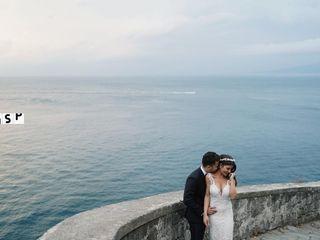 Le nozze di Roberto e Carine