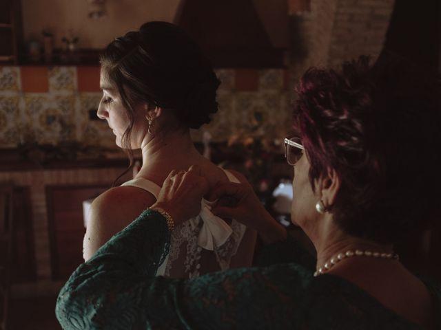 Il matrimonio di Salvatore e Martina a Resuttano, Caltanissetta 8