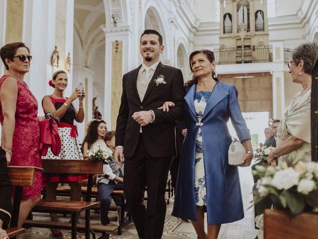 Il matrimonio di Salvatore e Martina a Resuttano, Caltanissetta 23