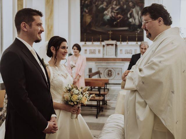 Il matrimonio di Salvatore e Martina a Resuttano, Caltanissetta 24
