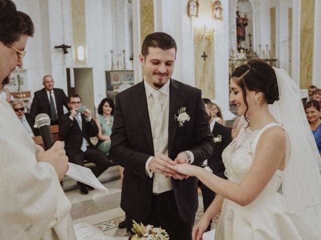 Il matrimonio di Salvatore e Martina a Resuttano, Caltanissetta 25