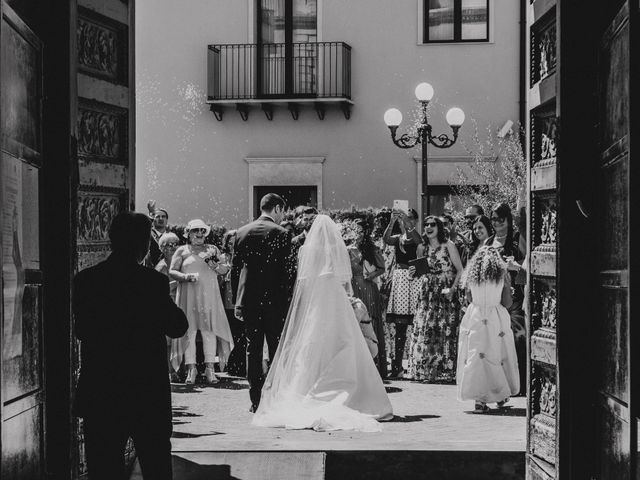 Il matrimonio di Salvatore e Martina a Resuttano, Caltanissetta 31