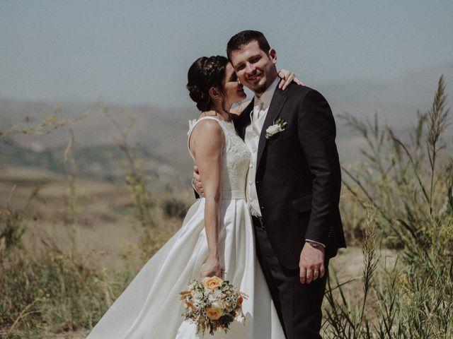 Il matrimonio di Salvatore e Martina a Resuttano, Caltanissetta 36